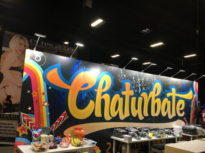 Meet @chaturbate broadcasters ALL weekend at @EXXXOTICA! Booth 515 https://t.co/RJq3DVZdND
