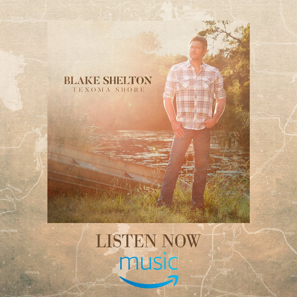 Haven't listened to #TexomaShore yet?! Check it out now on @AmazonMusic! https://t.co/CeNTqXkXpT