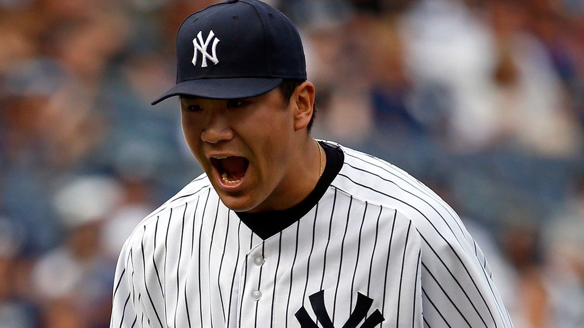 Welcome back  @t yankees