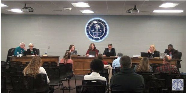 Madison County school board votes 'no' on new Monrovia high school