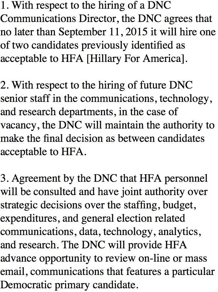 Full doc Clinton-DNC secret agreement dated August 26, 2015 (PDF) via @NBCNews