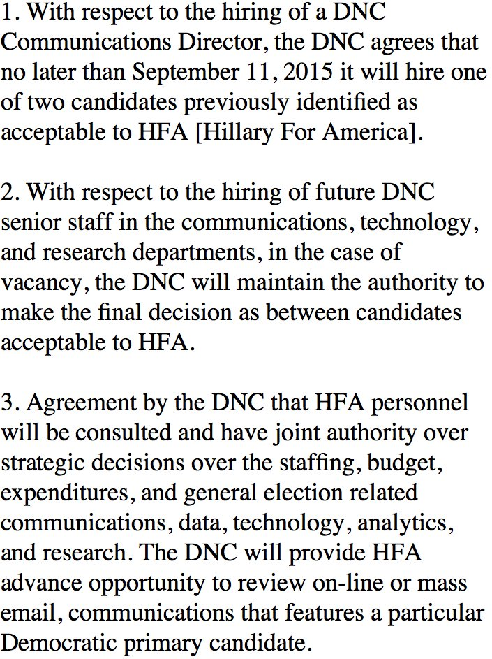 Full doc: Clinton-DNC secret agreement dated August 26, 2015 (PDF) https://t.co/hzWihhLpq1 via @NBCNews https://t.co/AU8zdkDBW8