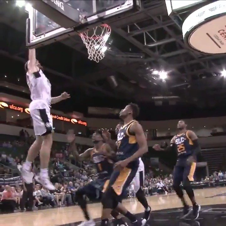 Watch the RISE from @austin sp austin spurs
