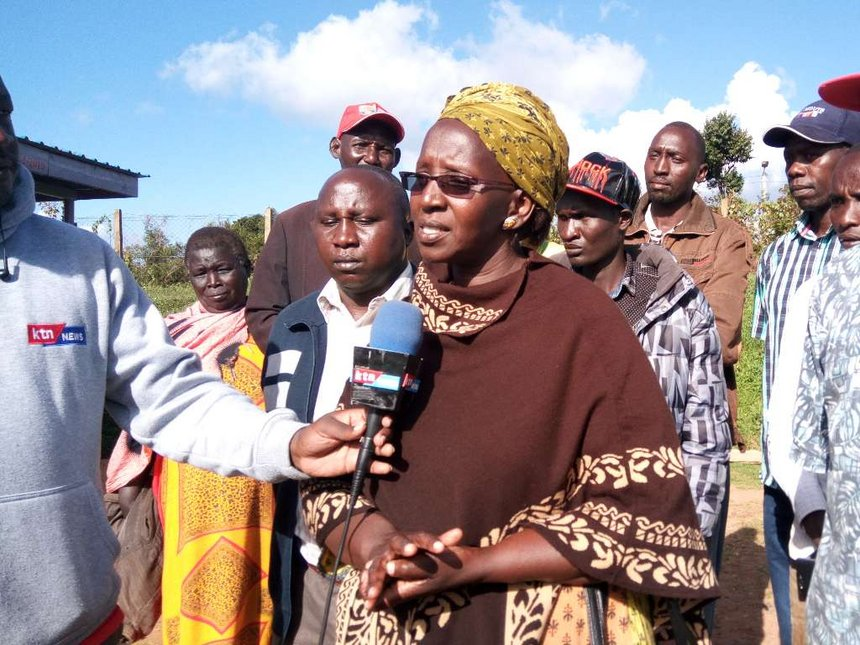Korir brokered peace in 3 days, ending deadly interclan fights in Marakwet East