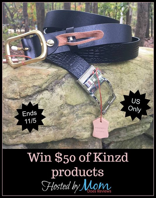 $50 Worth of Kinzd Products-1-US-Ends 11/5