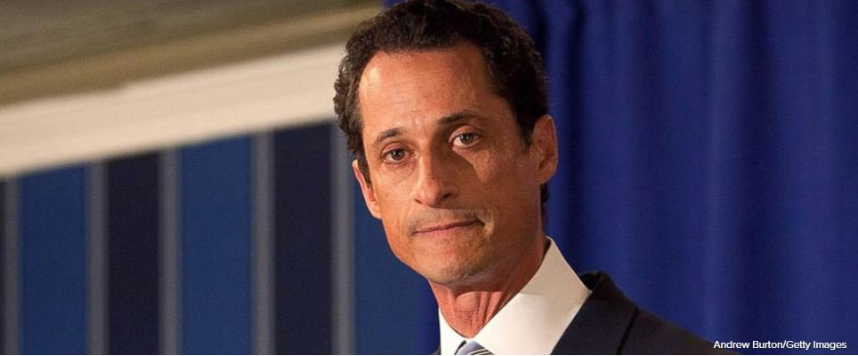 Disgraced congressman Anthony Weiner to report to prison by Monday