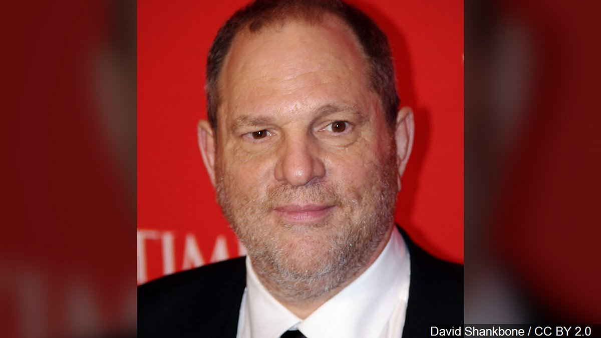 NYPD says it is building rape case against Harvey Weinstein
