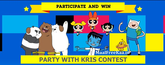 Party With Kris Contest Win Free Party
