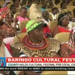 Baringo county holds cultural festival for local communities