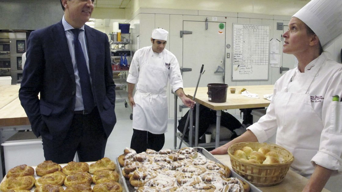 Vermont culinary school plans Boston branch, Ohio program