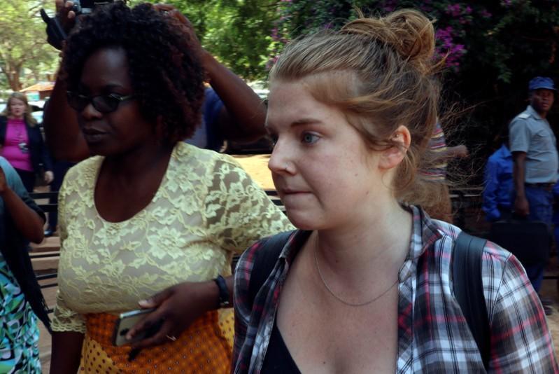 Zimbabwe police charge U.S. citizen with anti-government plot