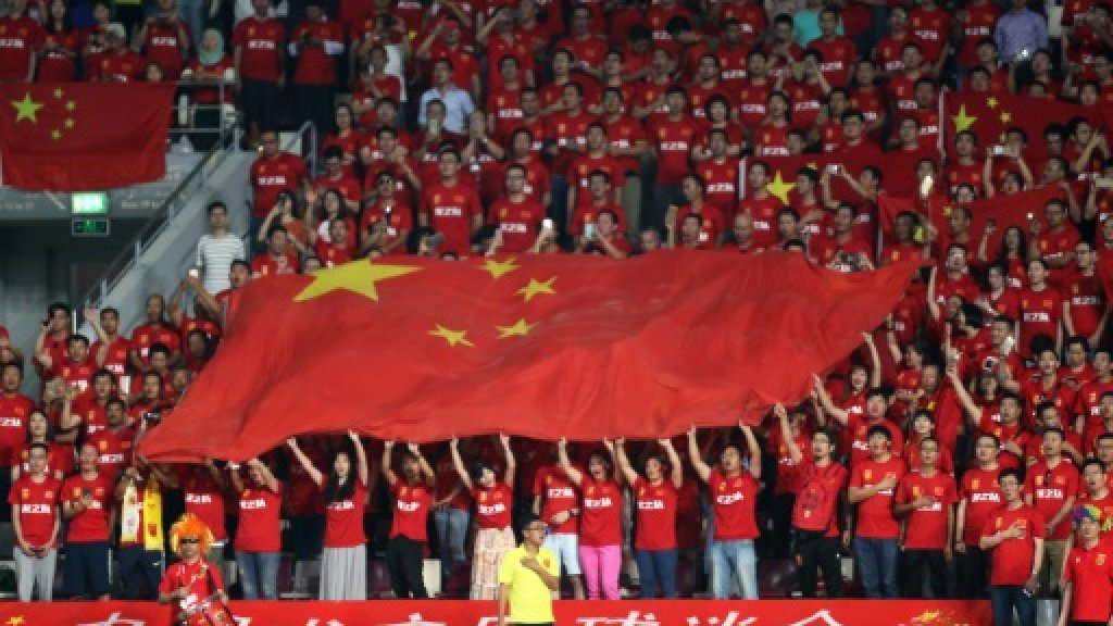 Disrespecting China's anthem can now cost 3 years jail