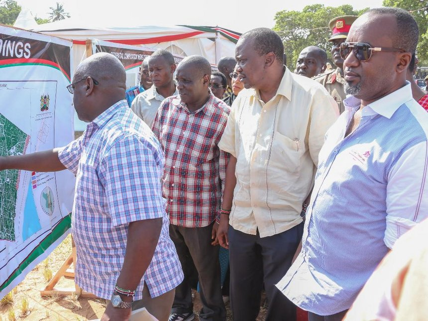 NLC received 111 claims of historical land injustices from 2016 - Swazuri