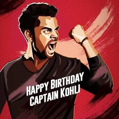 Happy birthday Virat Kohli, The best batsman of this era turns 29 today !    Love you Bro