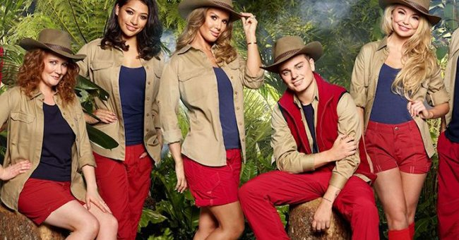 There's a DISGUSTING reason why the ImACelebrity contestants wear red socks...