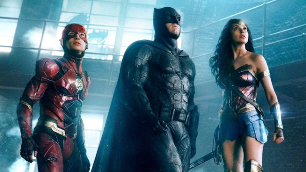 So Justice League's Box Office Performance Isn't Going So Great