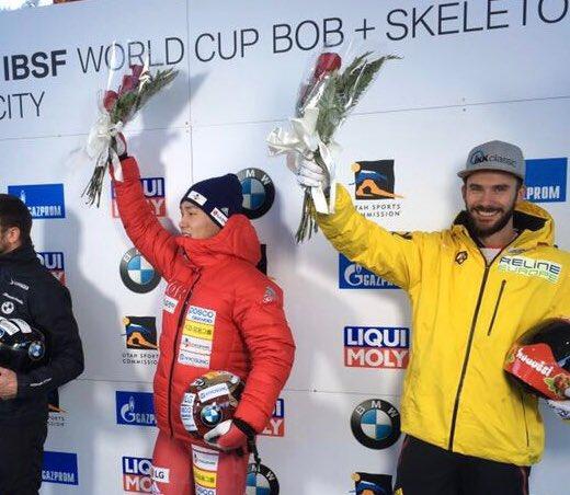 Axel Jungk 🇩🇪  3. beim BMW IBSF Skeleton Worldcup in Park City #Skeleton #IBSF #BSDteam #BSDsports https://t.co/hULM00mjfD