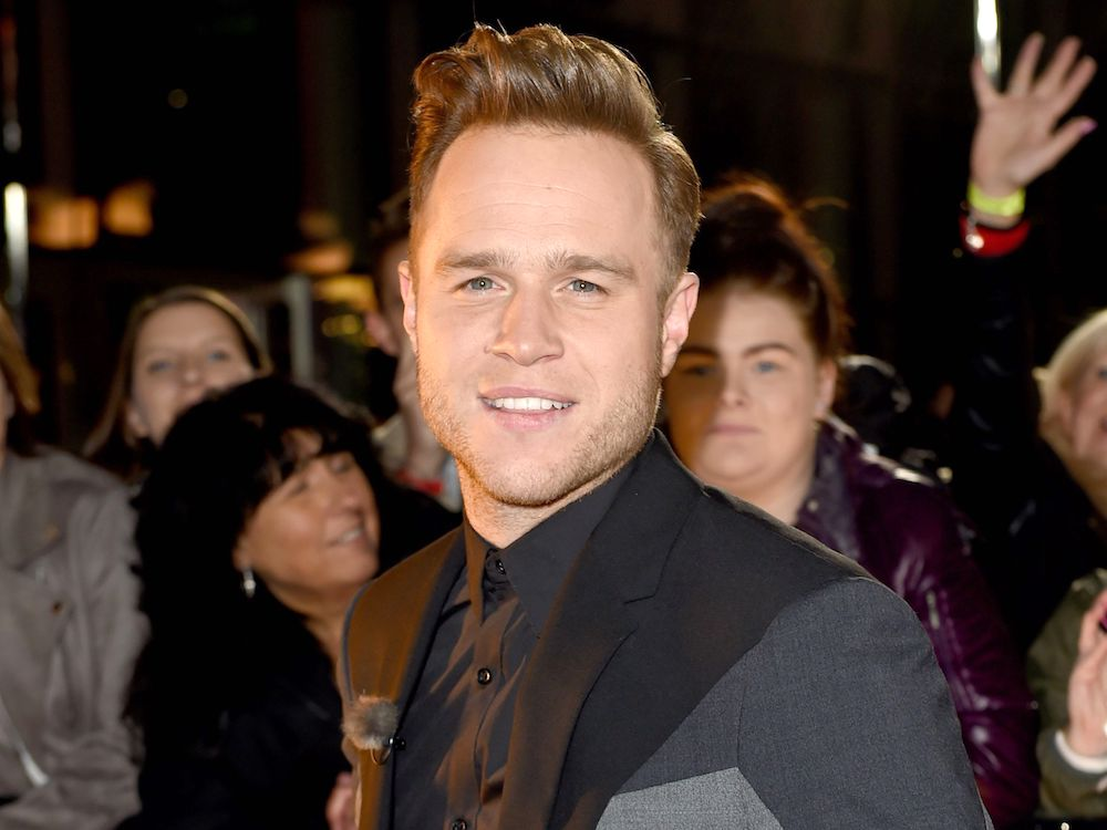 You Won't Believe Which Fellow TV Presenter Olly Murs Is Dating