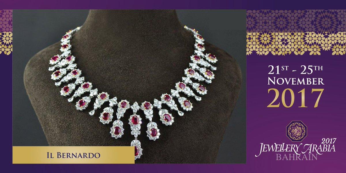 test Twitter Media - II Bernardo brings you the glamour of indispensable accessories for women 💍 #iibernardo #jewelleryarabia2017 #elegant #beautiful #classy https://t.co/cVucUEvW9E