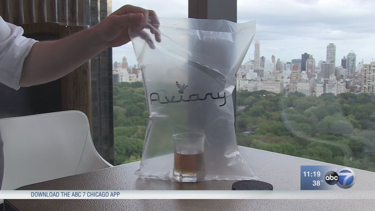 Chicago restaurant group opens The Aviary NYC