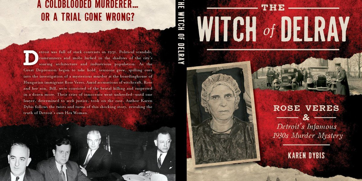 The 1931 'Witch of Delray' murder case