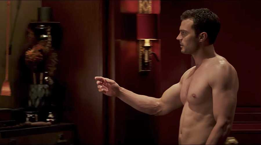 WATCH: The brand new Fifty Shades Freed trailer has a lot of SEX in it ?