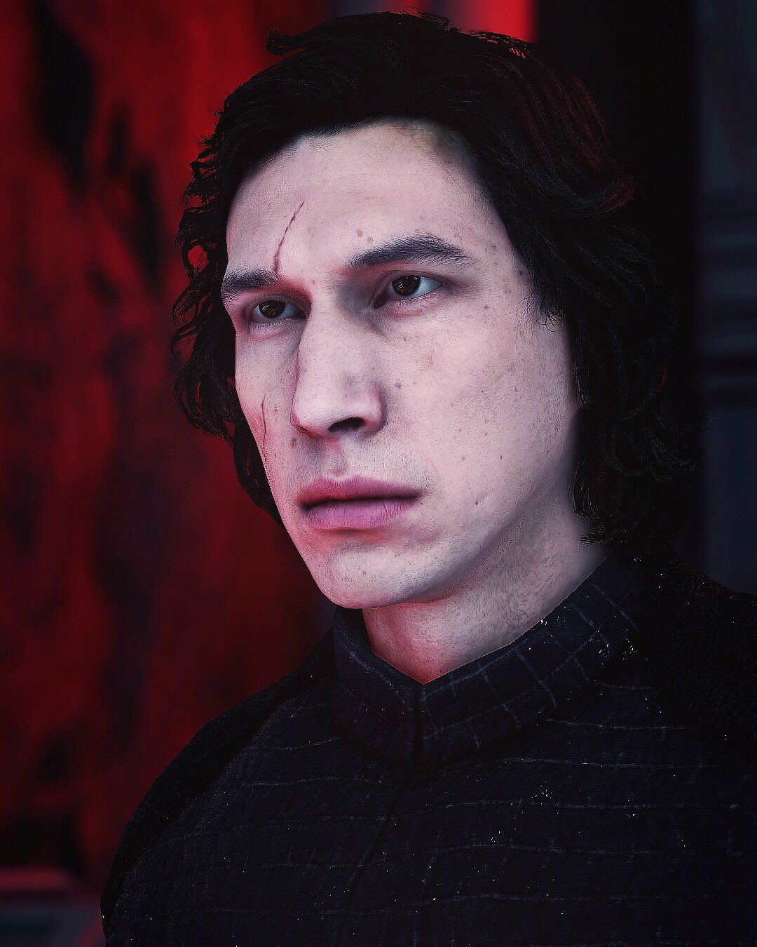 Happy birthday to Adam Driver, the man behind the mask!