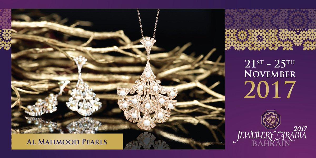 test Twitter Media - Al-Mahmood Pearls is a Bahraini Luxury Jewellery house established since 1930 💍 #almahmoodpearls #jewelleryarabia2017 #elegant #beautiful #classy #amp https://t.co/AE2ilHpiWI