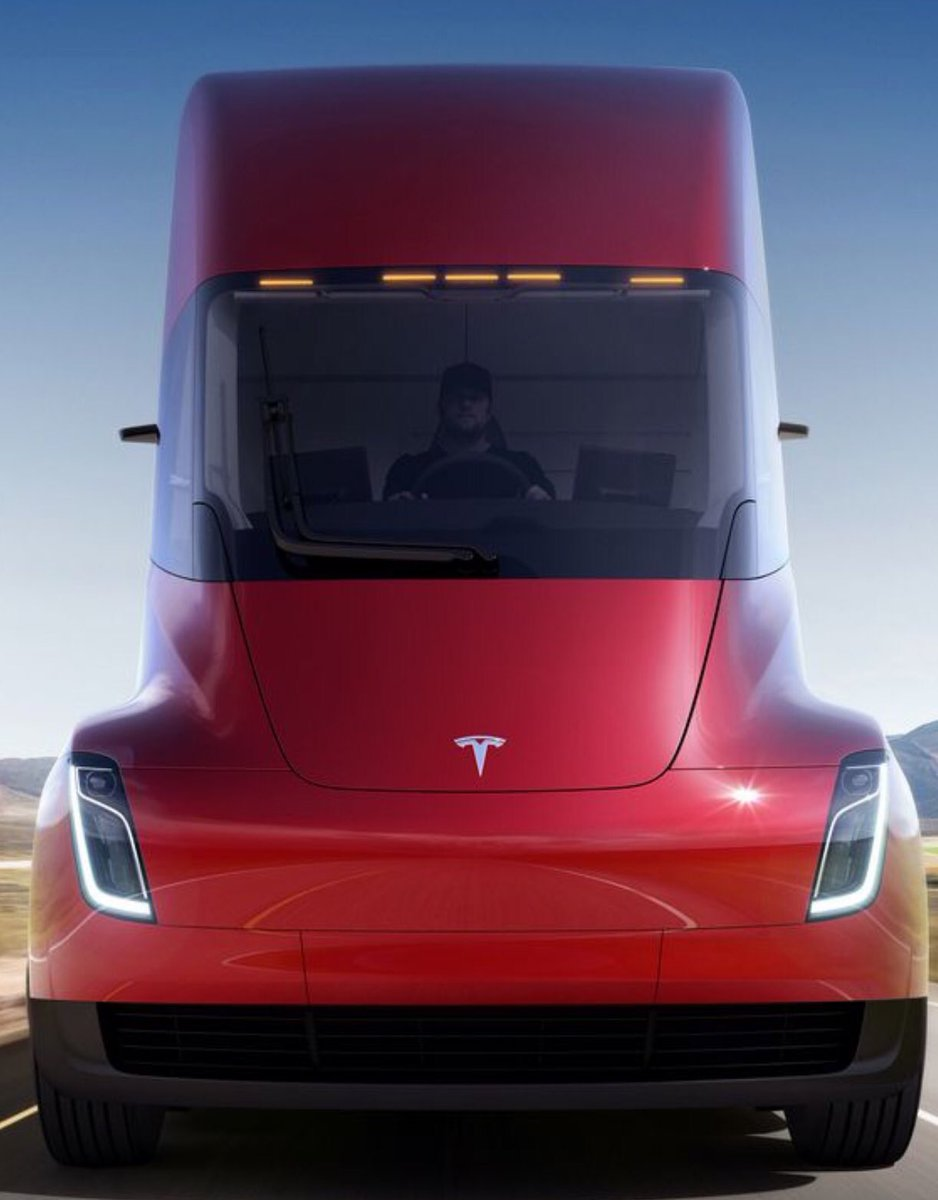 """Just pre ordered the Tesla Semi...   """"Jake you're not a truck driver""""  Me: """"my teachers said I would be so I'm fulfilling their remarks""""  #DabOnTheHaters https://t.co/OoE1dUnxti"""