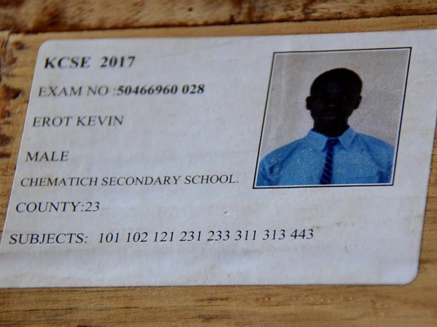 Grief as form four student dies after hit and run crash in Trans Nzoia