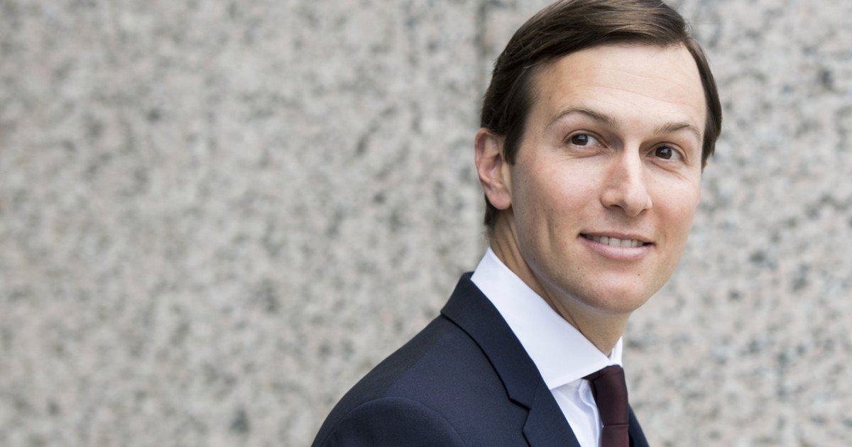 Jared Kushner forgets yet another Russian contact