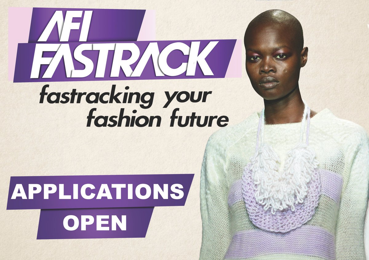 Are You The Next Afi Fastrack Designer Is Looking To Mentor Develop And Fast Track Your Fashion Career Through Program