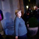 Merkel's migrant crisis stalls coalition talks