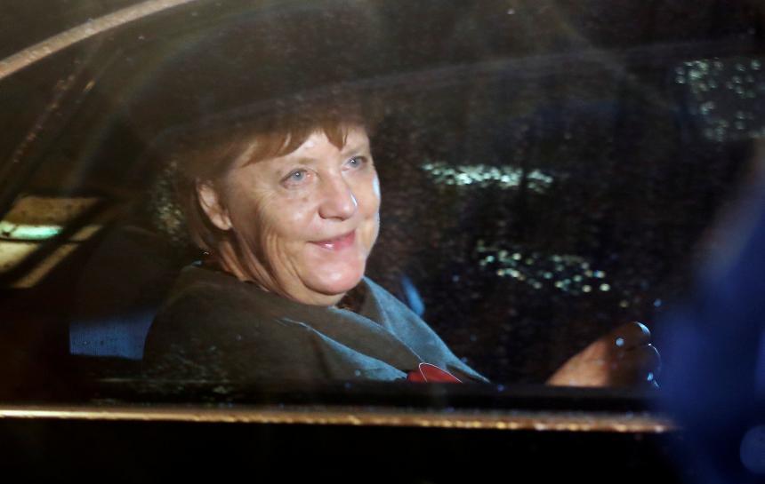German coalition talks flounder as disagreements persist https://t.co/NJ6m4xamYE https://t.co/Gp2yhk7SV8