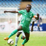 'Adebayor' training with Gor Mahia