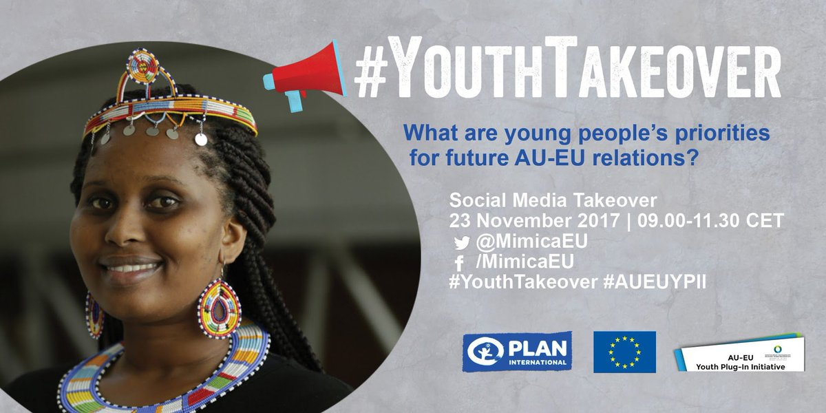 test Twitter Media - Young people are the best placed to tell us what they need. That's why I'm giving the floor to Upendo from Tanzania on 23/11 to let her explain her views on how the #AUEU can support youth. #YouthTakeover #aueuypii https://t.co/fOrlI5Ily8