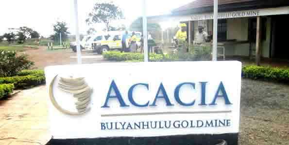 Acacia share price slips again
