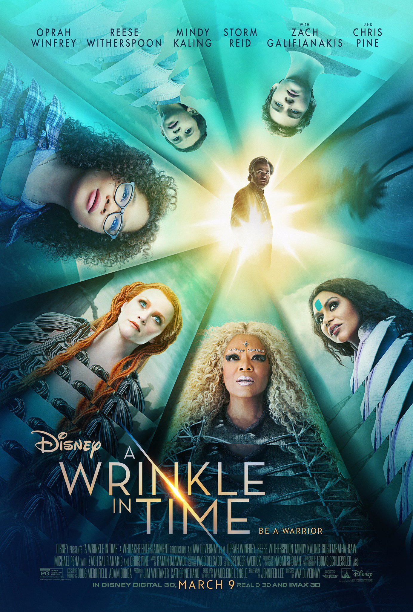 Check out the brand-new poster for A Wrinkle in Time! https://t.co/ZDyyCSTXKU