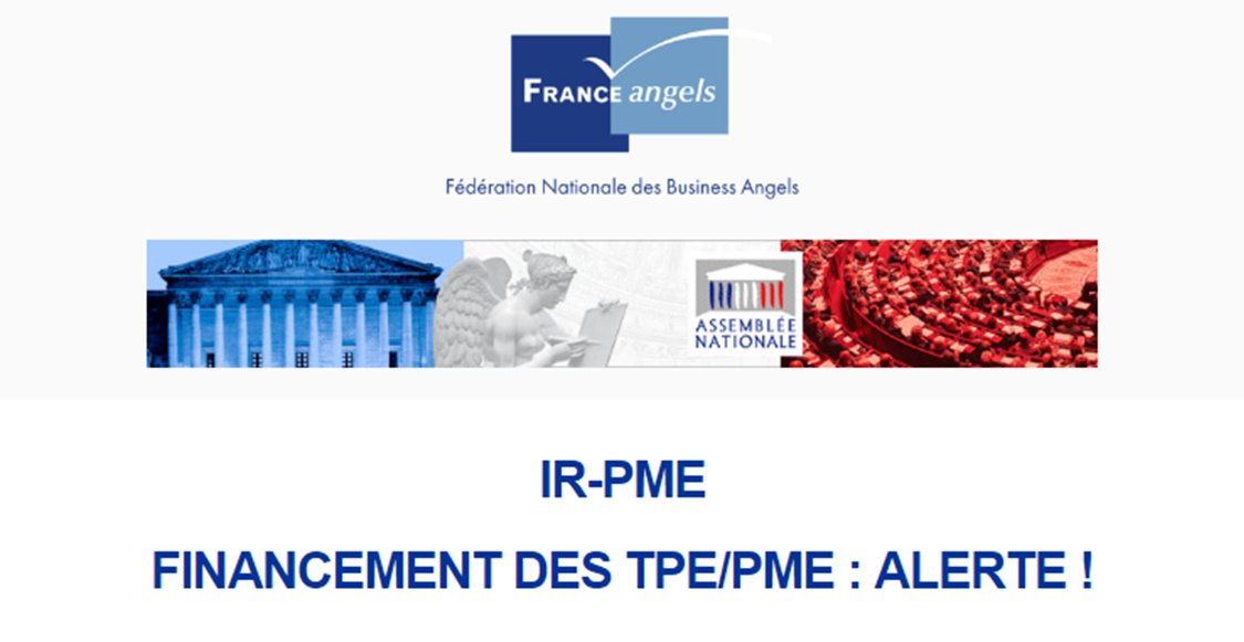 test Twitter Media - [#IRPME] FINANCEMENT DES TPE/PME : Alerte !  Retrouvez notre Tribune sur ces dispositifs fiscaux essentiels pour le financement  des startups !  >> https://t.co/0cplQznozR https://t.co/I8uyVMz2q1