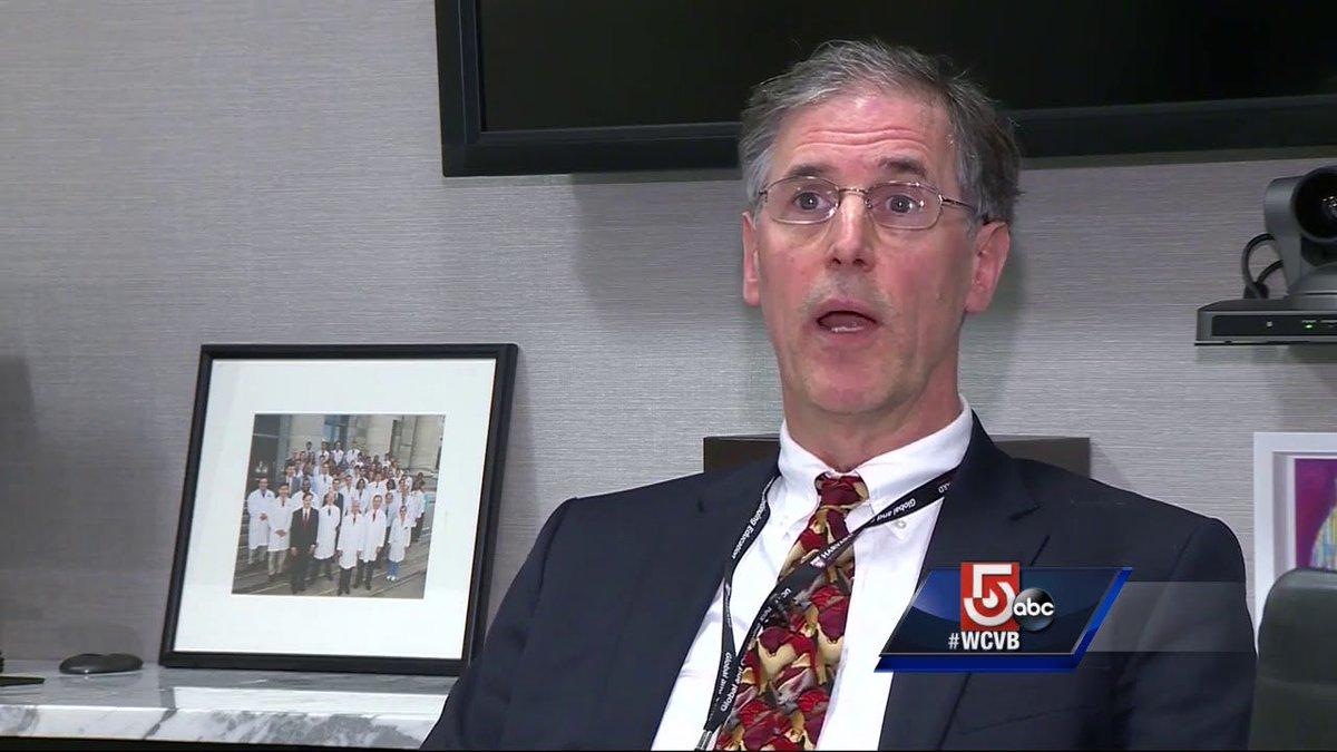 Groundbreaking stroke treatment at Boston's Brigham and Women's