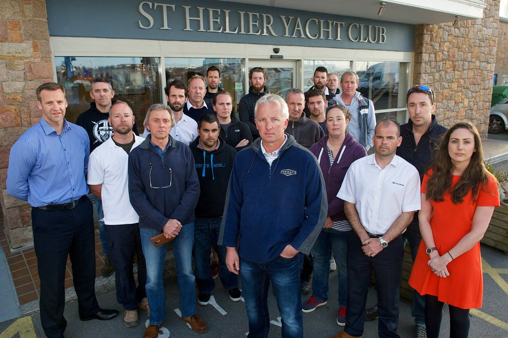 St Helier lifeboat crew stood down and station closed