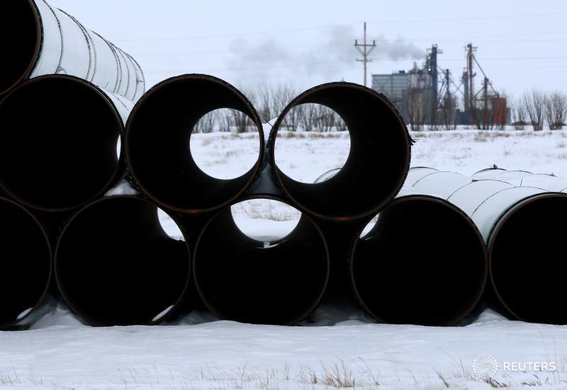 Keystone oil pipeline leaks in South Dakota, as Nebraska weighs XL https://t.co/X1iEerjenc https://t.co/XblRRkY9w9