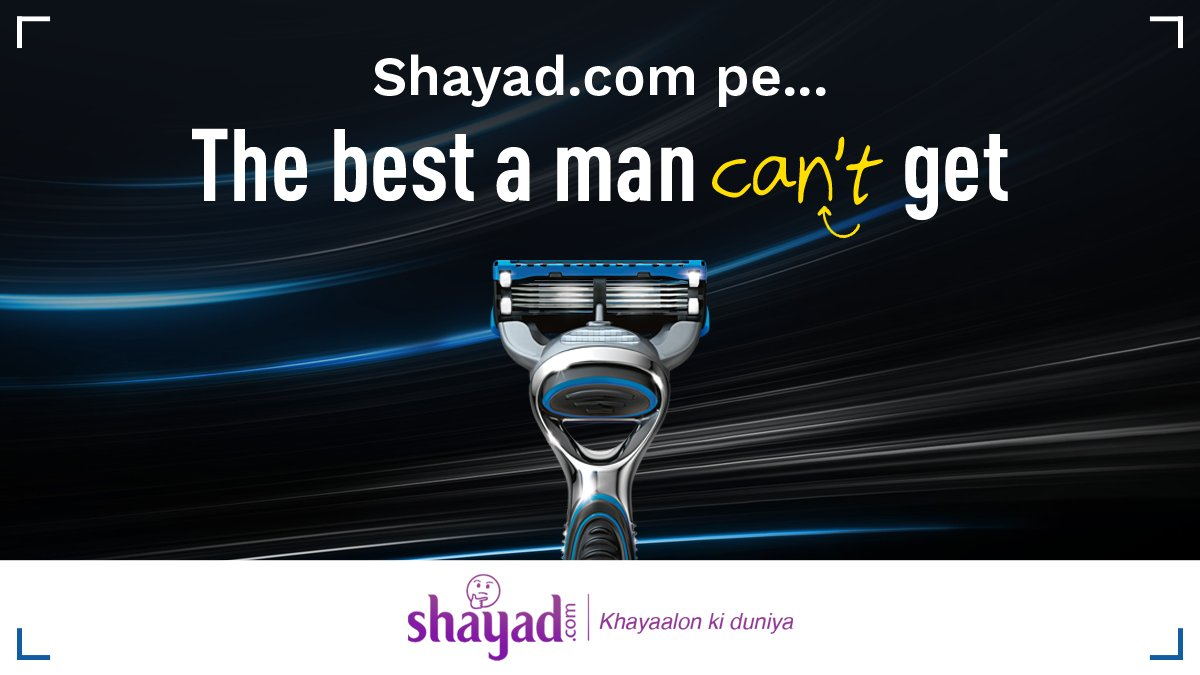 test Twitter Media - Nothing is ever the best on https://t.co/5EOIf68PJy  It's time to step out of the Shayyad world to find the right partner. #ShayadSeShaadiTak https://t.co/XxyZ7HEdc7
