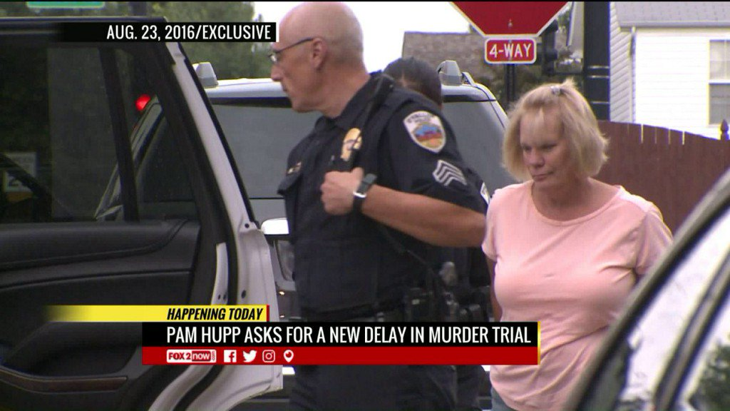 Pam Hupp asks for new delay in murder trial