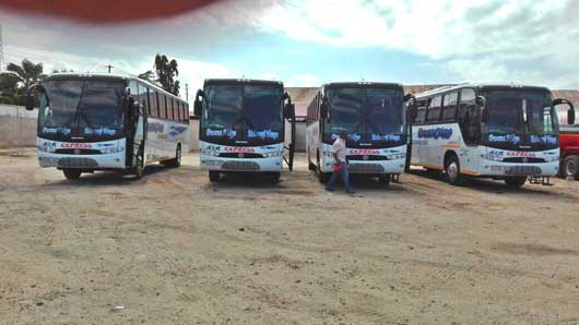 Bus company operations suspended over Sh500m tax arrears