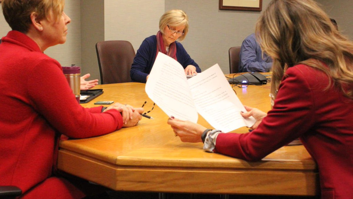 ND officials mum after consulting with attorneys about losing Heritage Center lawsuit