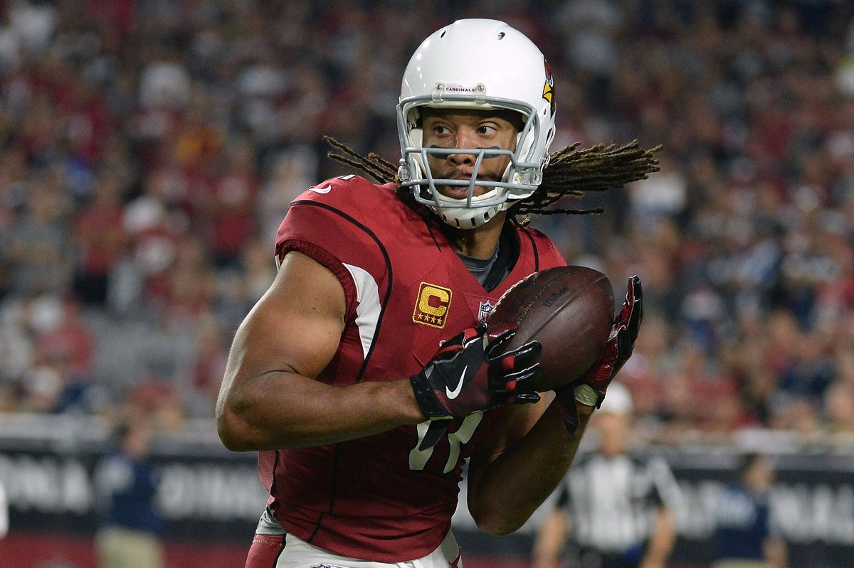 Cardinals extend 10-time Pro Bowler Larry Fitzgerald to a 1-year, $11M deal