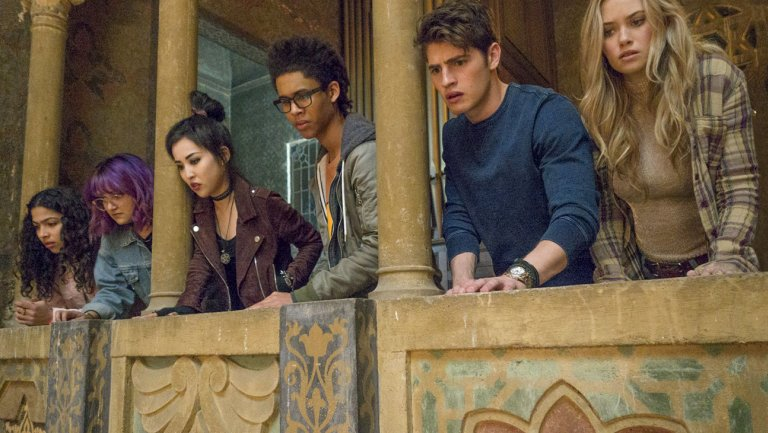 Runaways: A rundown of the new Marvel heroes hitting @Hulu @runaways