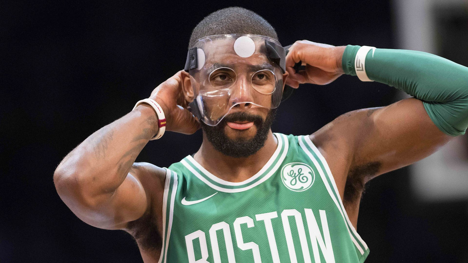 Will The Masked Hero On The Celtics Ever Reveal His Secret Identity? https://t.co/0TJ0Zvx4hh