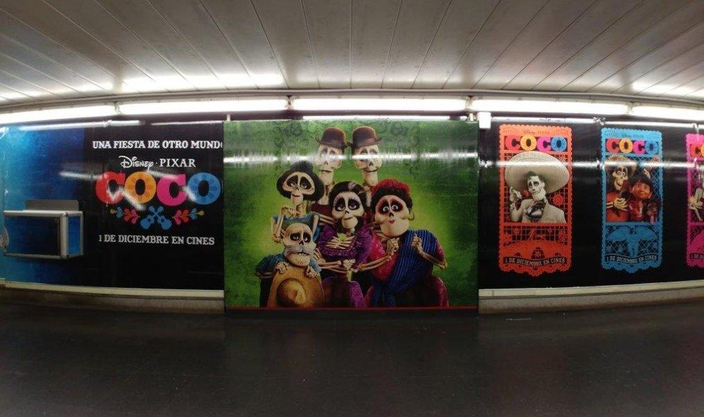 Iniciamos el repaso semanal co metro de madrid